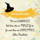Hogwarts Sorting Quiz
