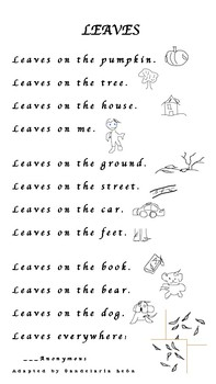 Hojas-Leaves-Fall Activity-Preposition