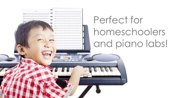 Hokey Pokey sheet music, play-along track, and more - 19 pages!