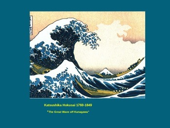 Hokusai Power Point Presentation
