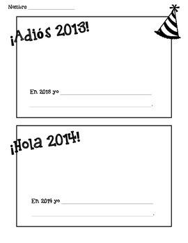 ¡Hola 2013!