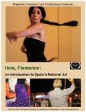 Hola, Flamenco – A Mini-Curriculum Devoted to Spain's National Art