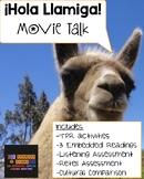 Hola Llamigo Movie Talk