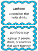 Hold The Flag High--Supplemental Packet--Reading Street Grade 5