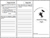 Hold the Flag High - Grade 5 Reading Street (PDF and Digital Version)