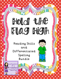 Hold the Flag High Reading/Spelling Bundle (Scott Foresman
