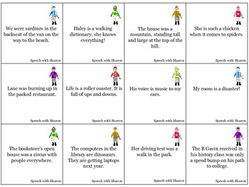 Hold your Horses! A Figurative Language Activity