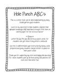 Hole Punch ABC