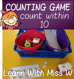 Counting Game - count within 10