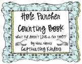 Hole Punch Counting Book