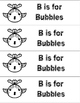 Hole Punch Counting Book-the bubble version