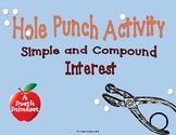 Hole Punch Simple and Compound Interest