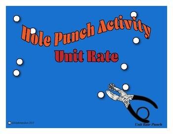 Hole Punch: Unit Rate