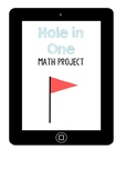 Hole in One PBL Math Project