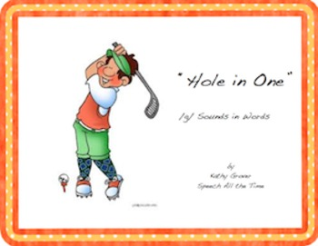 Hole in One--/g/ Sounds in Words