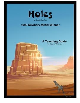 Holes Novel Study Guide