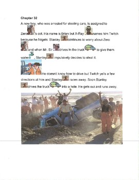 Holes (Adapted book) Part 2