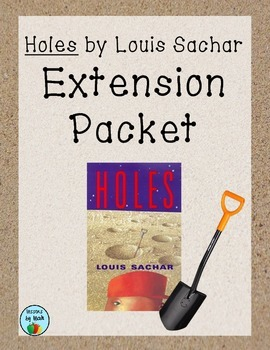 Holes After-Reading Extension Packet