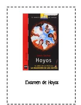Holes Assessment (Spanish)