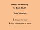 Holes (Louis Sachar) Book Club Discussion/Trivia