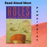 Holes Book Study PowerPoint