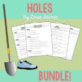 Holes (Louis Sachar) Unit Bundle