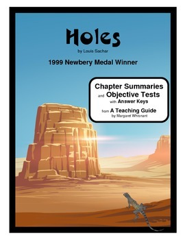 Holes    Chapter Summaries and Objective Tests
