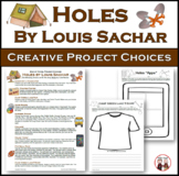 Holes Project Choices Activity