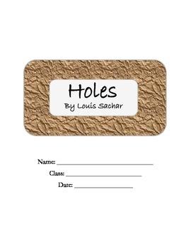 Holes Comprehension Questions and Vocab