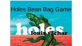 Holes End of Novel Bean Bag Game