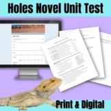 Holes - Final Unit Test