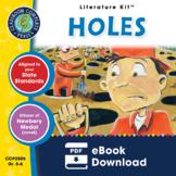 Holes - Literature Kit Gr. 5-6