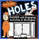 Holes Novel Study: A Complete Unit (Louis Sachar)