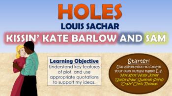 Holes - Kissin' Kate Barlow!