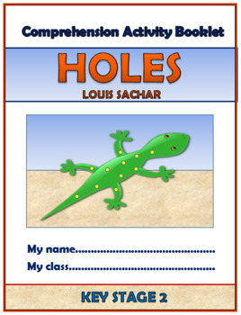 Holes Comprehension Activities Booklet!