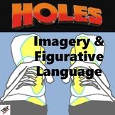 Holes Louis Sachar Imagery and Figurative Language (Mood Tone)