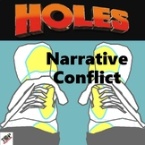 Holes Louis Sachar Narrative Internal External Conflict
