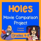 Holes: Movie Compare/Contrast Project