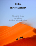 Holes Movie Guide and Activity