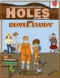 Holes Novel Study Louis Sachar AMAZING