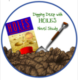 Holes Novel Study- Math Connection