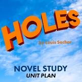 Holes: Novel Study Unit Plan