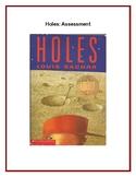 Holes Novel Test