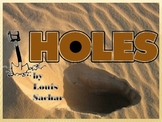 Holes Powerpoint