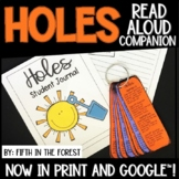 Holes Read Aloud Companion for Distance Learning
