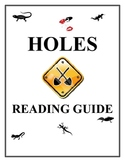 Holes Reading Guide