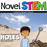 Holes STEM Challenges - Novel STEM Activities