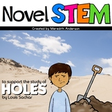 Holes STEM Challenges - Novel STEM Activities