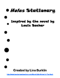 Holes Stationary Paper