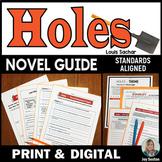 HOLES: Novel Guide